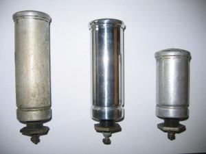 kondensator philipsa typy