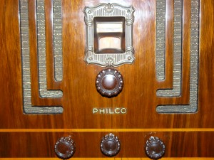 philco 261 gałki