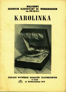 gramofon karolinka